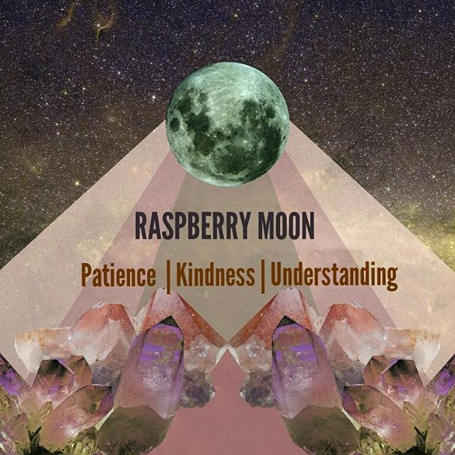 Enjoy the Full Moon  taking us into Raspberry Moon tonight! From today (July 9th) to August 7th (next Full Moon) - Raspberry Moon will be in effect🍇🍇 The core #anishinaabe 13 Grandmother Moon teaching of Raspberry Moon is patience, kindness and understanding for others. Especially those within our circle - our friends and family.  We must focus in understanding the duality of others and ourselves. The duality that is both positive and negative to create whole. We must treat both sides with kindness and patience. For sometimes you must bypass gently the thorns of a plant - in order to recieve its fruit.  #grandmotherteachings #patience #kindness #family #celebration #fullmoon #indigenous #knowledge