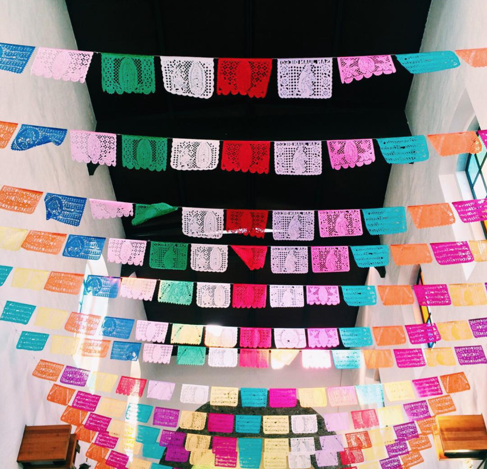 My favorite thing about Mexico is its color. Photo by Patty Delgado.