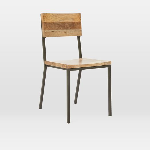 West Elm Rustic Dining Chair, $199