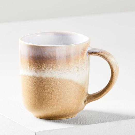 Ombre Reactive Glaze Mug, $12