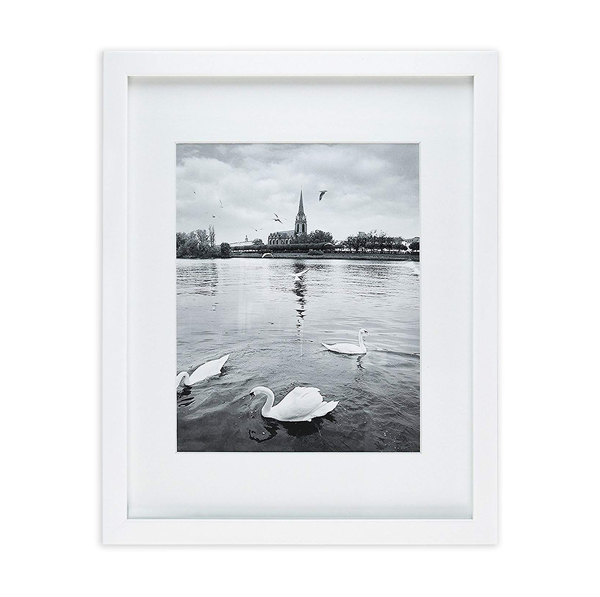 White 11x14 frame, $13.99