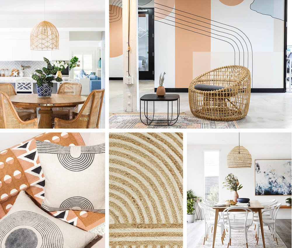 Project Landers Dining Room Mood Board For A Desert