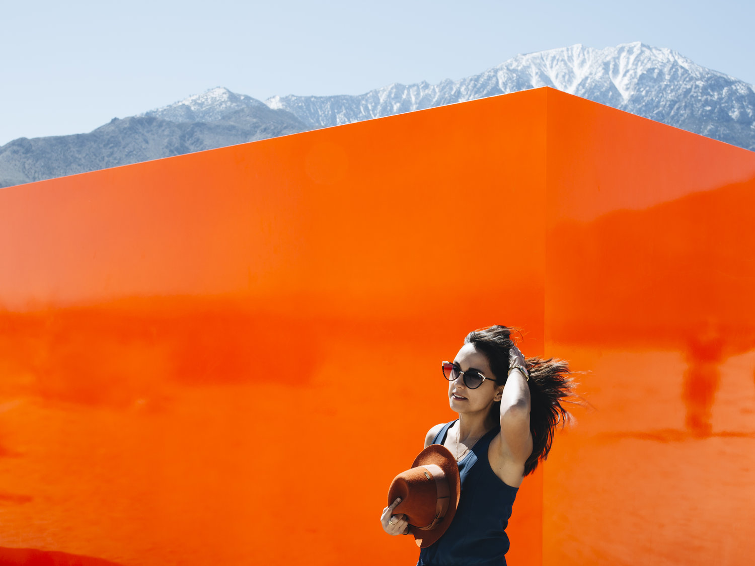 View Stunning Art Installations At Desert X Chrissi Hernandez