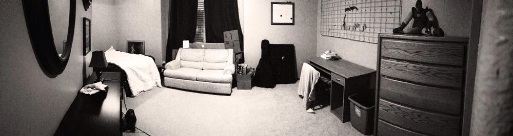 Sad room