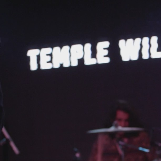 ICYMI – I'm frontman for @templewildlife and we're playing at @mercylounge tonight at 9! $5 so I'll see you there