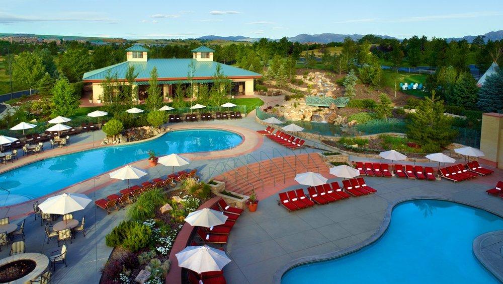 Omni Interlocken Hotel, Broomfield, CO