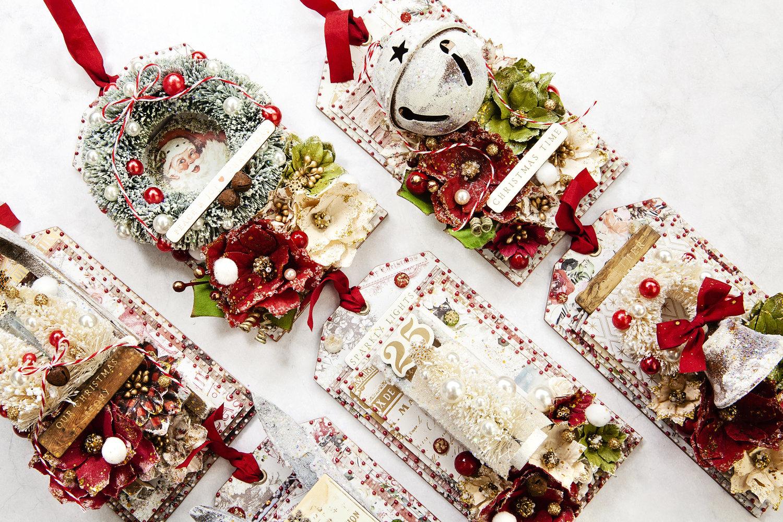 Christmas In The Country 2019 2019 Christmas In The Country Tag Set Class — Frank Garcia Studio