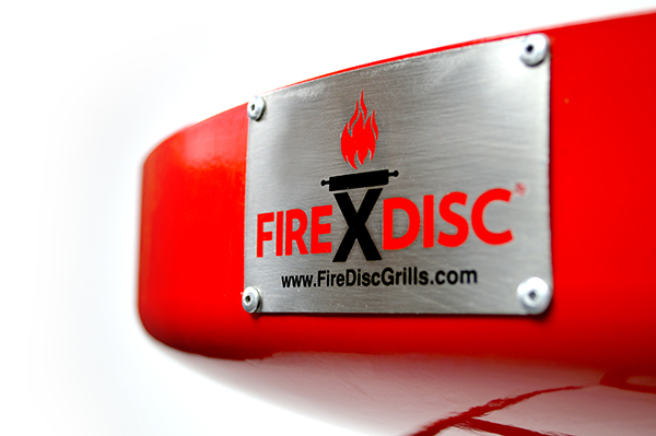 FireDisc - Red