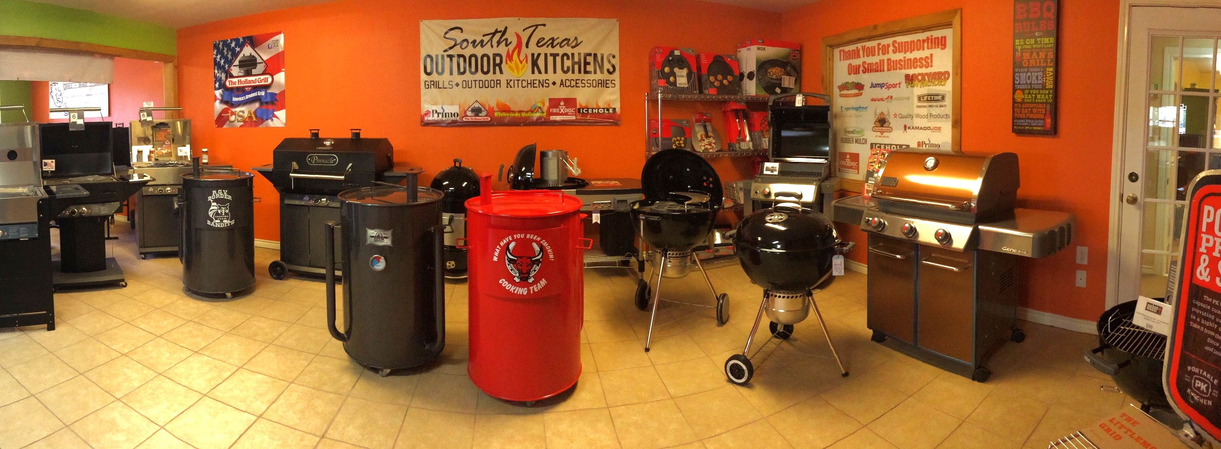 Grills South Texas Outdoor Kitchens