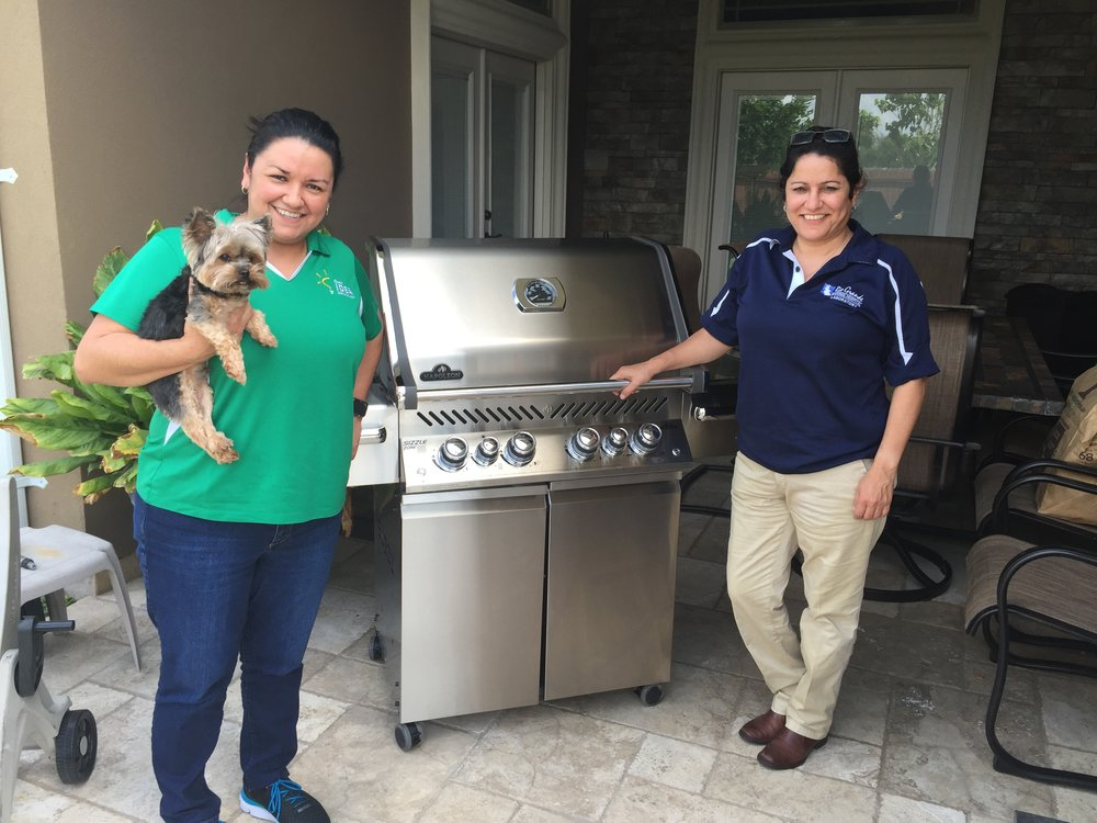 South Texas Outdoor Kitchens