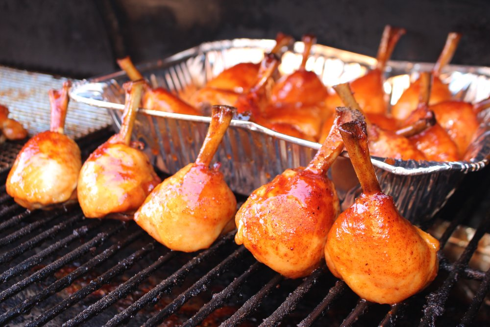 Get your griller the perftect gift!   Click  here for our top ten list.