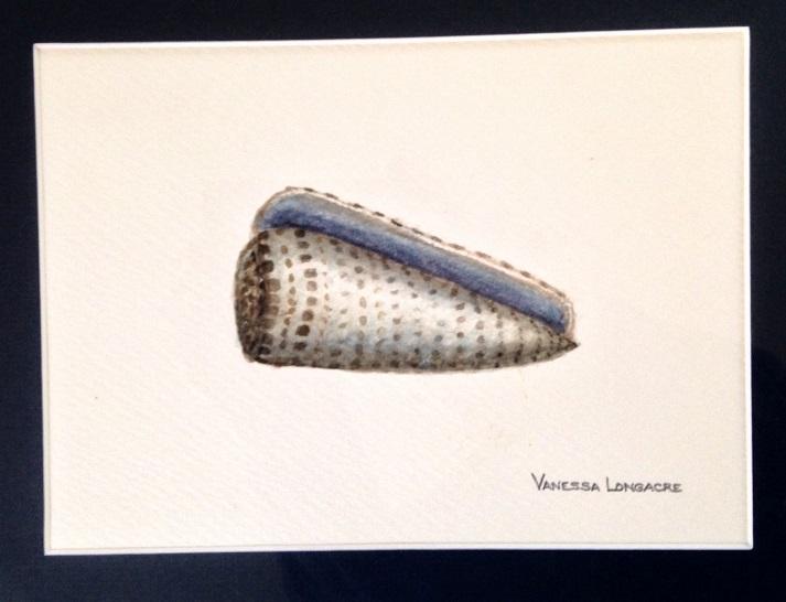 Figure  4 : Watercolor.   Age 14.
