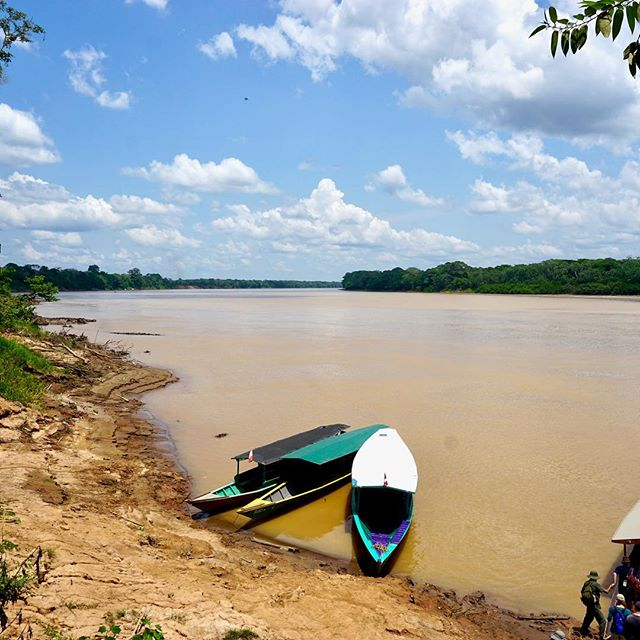 Peru 🇵🇪 Vol. 5: The Amazon Basin and Madre de Dios River @ Inkaterra Reserva Amazonica