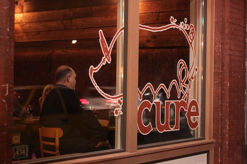 Cure Restaurant