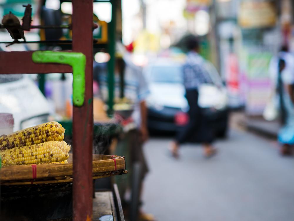 Another view. Yangon, Myanmar