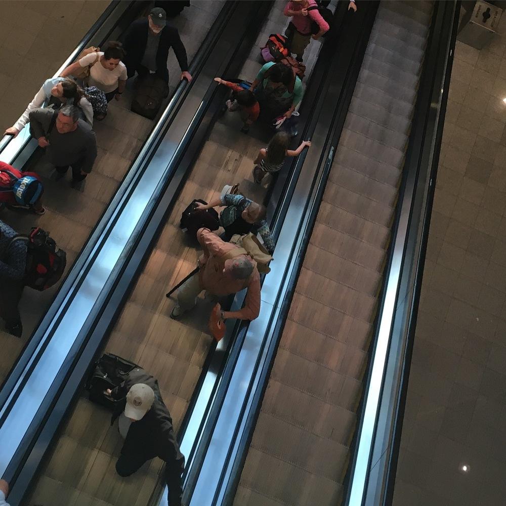 Atlanta International Terminal.