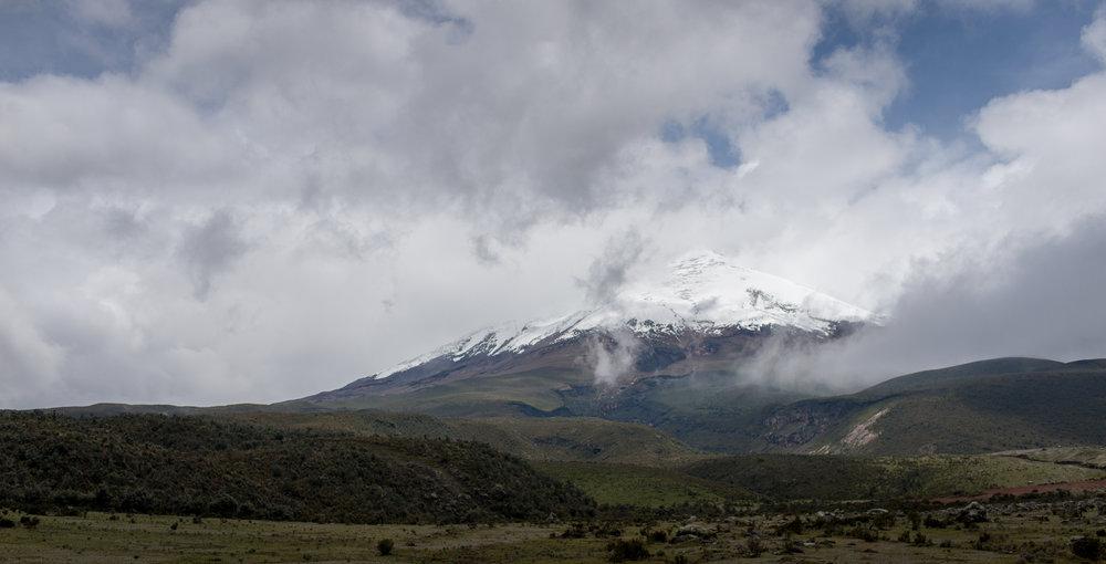 Cotopaxi Volcano...