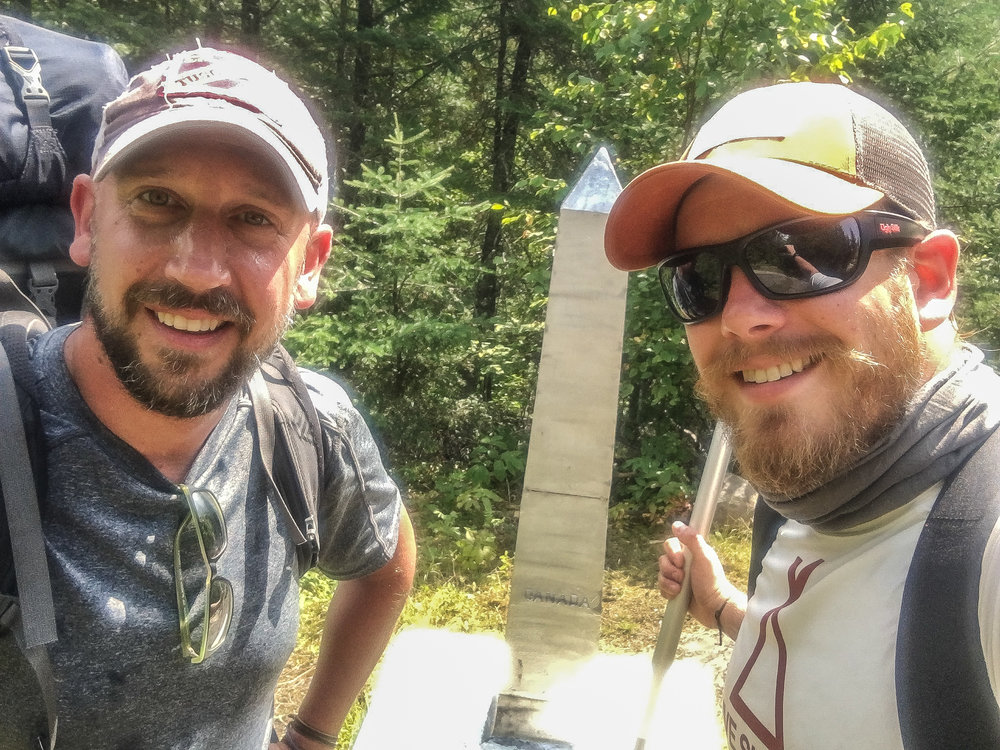 Monument Portage...