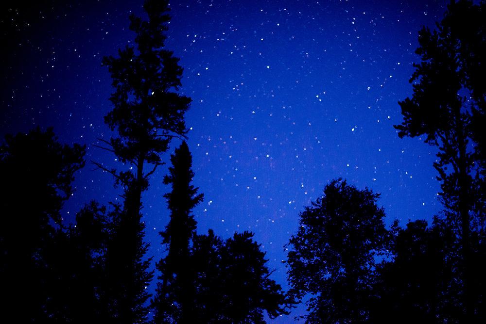 Star Photos On Cherry Lake...