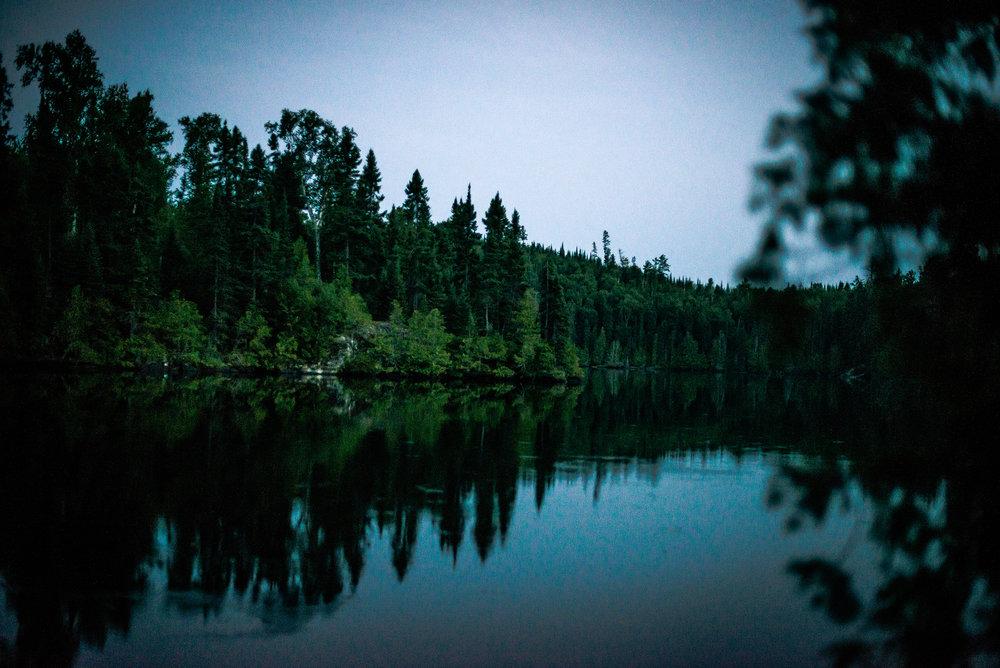 Cherry Lake...