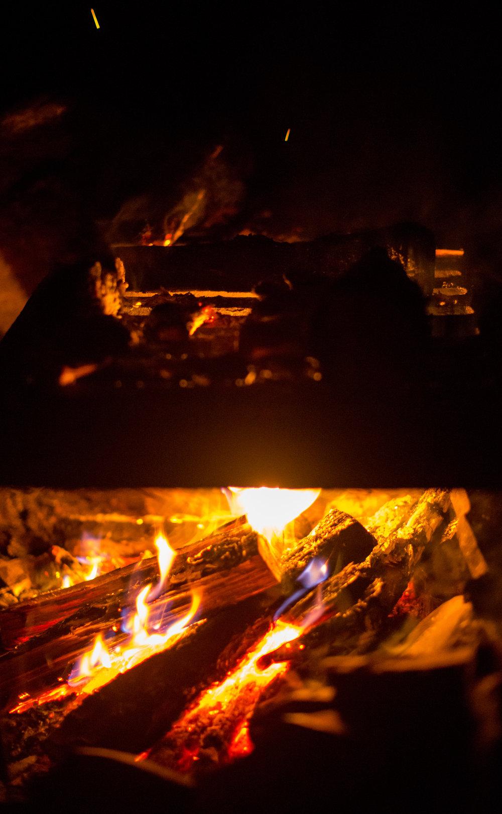 Fire Is Good!...Thanks Ben!...