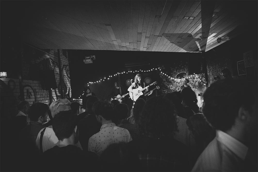 Buried Alive Launch (The Bearded Lady, Brisbane)- Photo by  Aimee Catt  (c) 2014