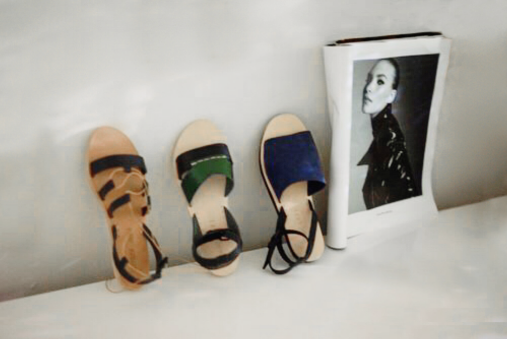 9d2ab9e9c Pam Left Pam Right-Handmade Sandals — The Style D Affaire