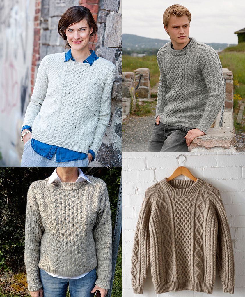 One Aran Jumper, Please & Thank You! — The Better Sweater Project