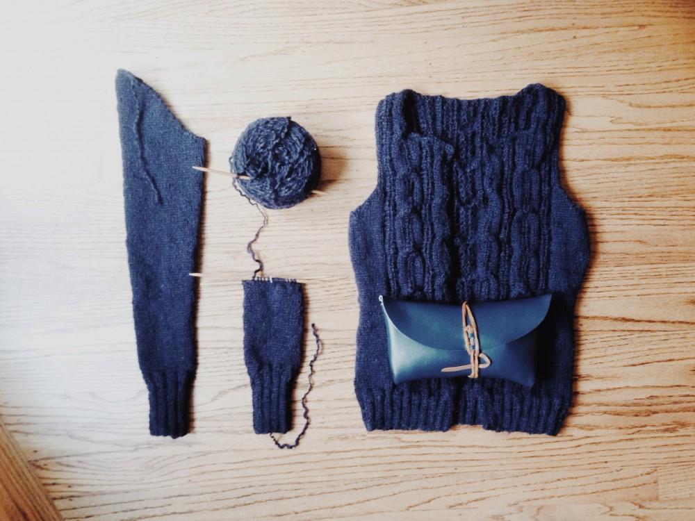 Acer in Progress | The Better Sweater Project