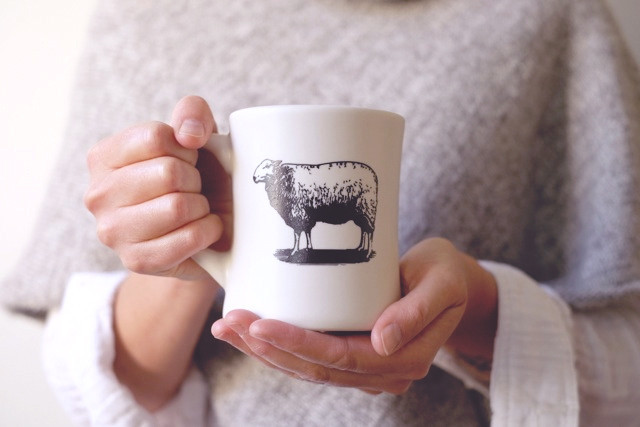 Tolt Sheep Mug