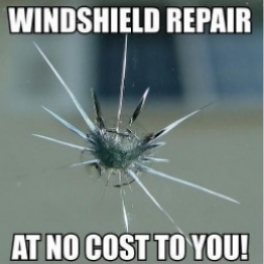 Free Windshield Chip Repair