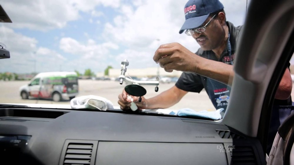 windshield Crack Repair Houston, TX