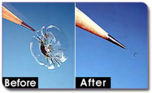 Image result for windscreen cracks resin repair