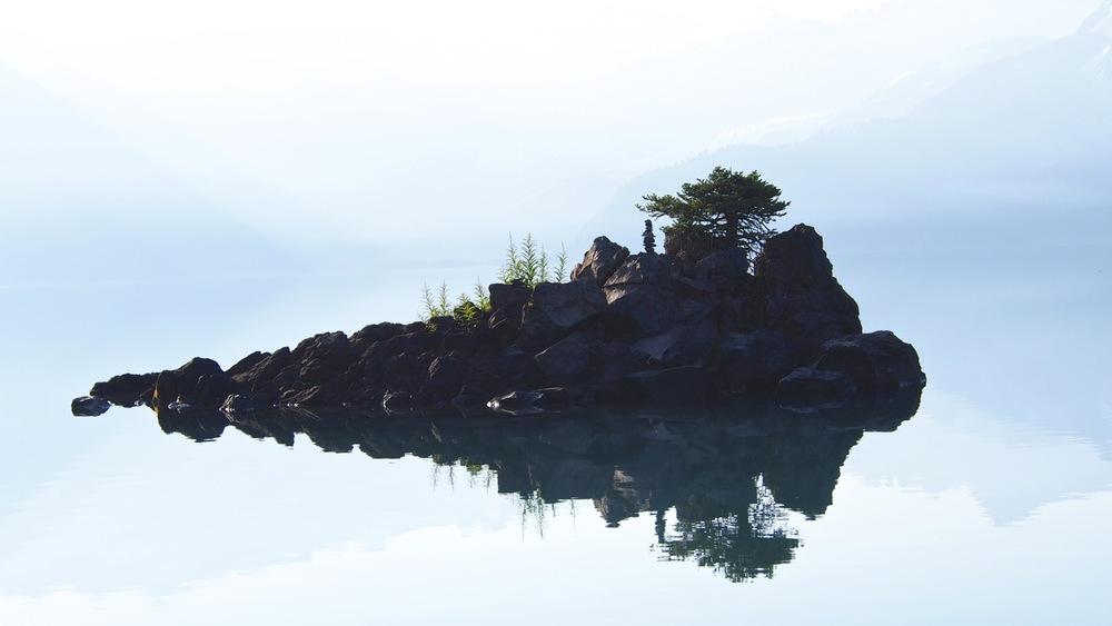 Morning atGaribaldi Lake