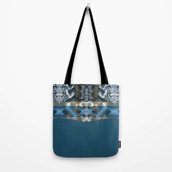 SEA + STONE tote bag