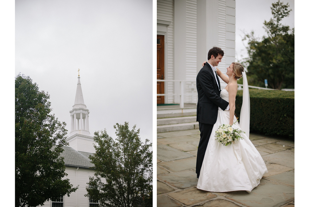Church Wedding | Kelly Burgess Photography