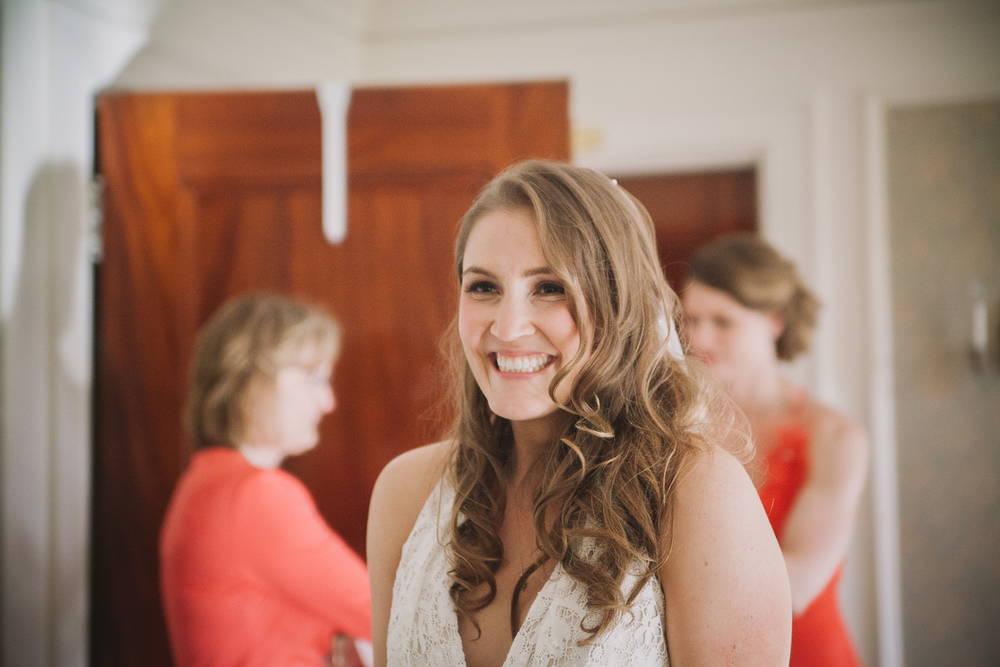 Bride Portrait | Endicott Estate Wedding - Dedham, MA. | Kelly Burgess Photography