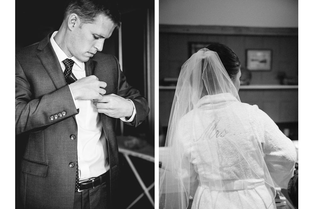 Bride and Groom Getting Ready | Boston, MA. Wedding Photography | Kelly Burgess Photography