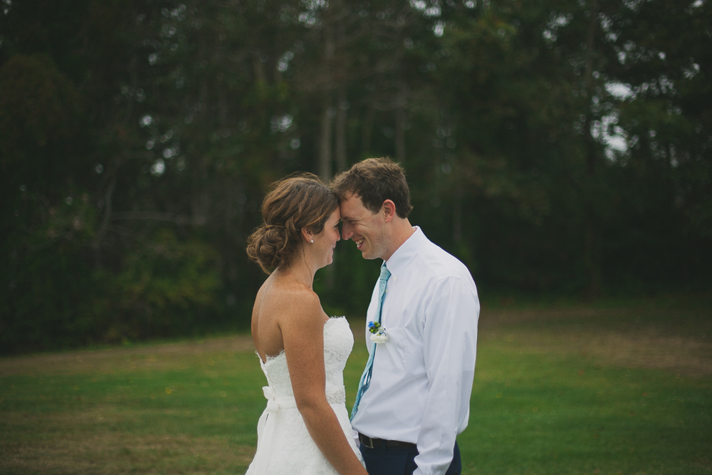 Bride and Groom Portrait | Winslow Estate Wedding - Orleans, MA. | Kelly Burgess Photography