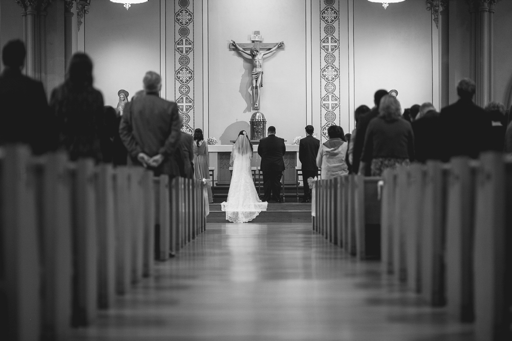 Wedding Ceremony | Kelly Burgess Photography