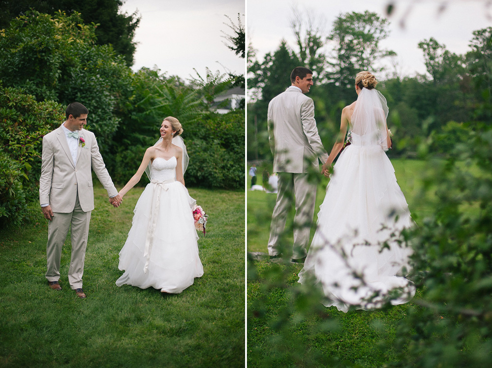Bride and Groom Portraits | Codman Estate - Lincoln, MA. | Kelly Burgess Photography