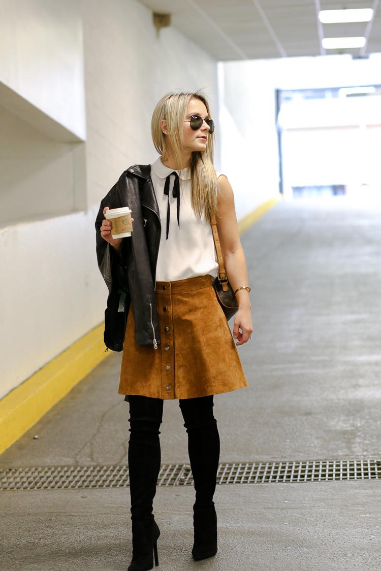 suedeskirt_overtheknee_boots_leatherjacket_Zara