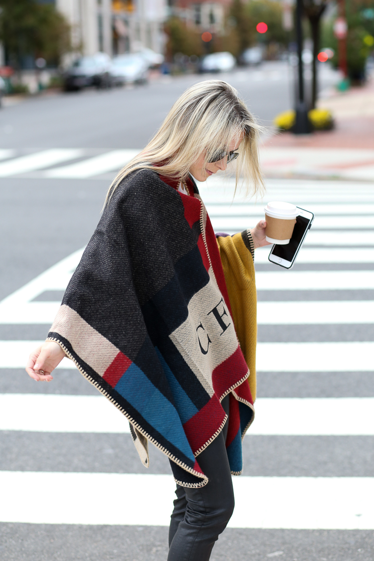 burberryponcho