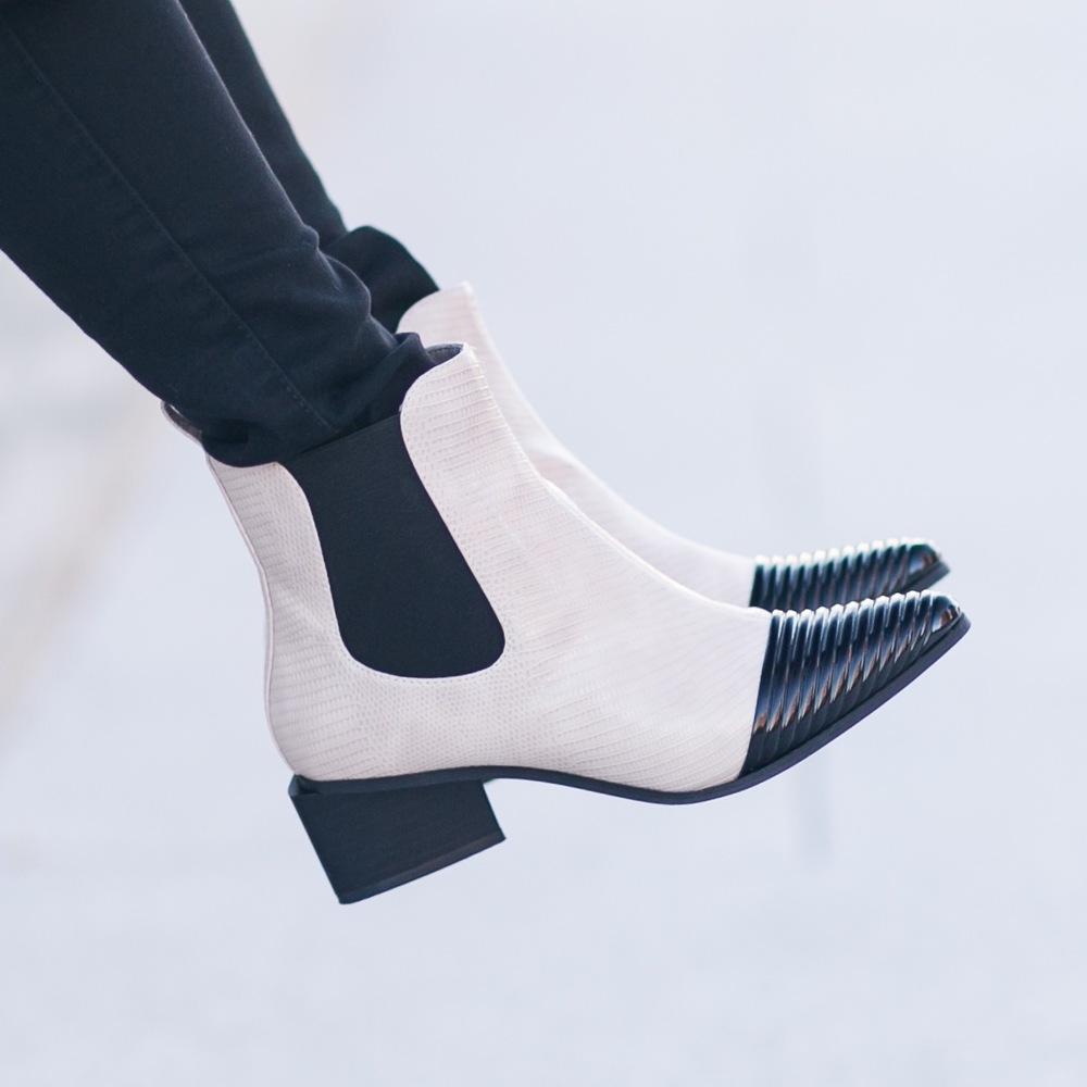 anklebooties