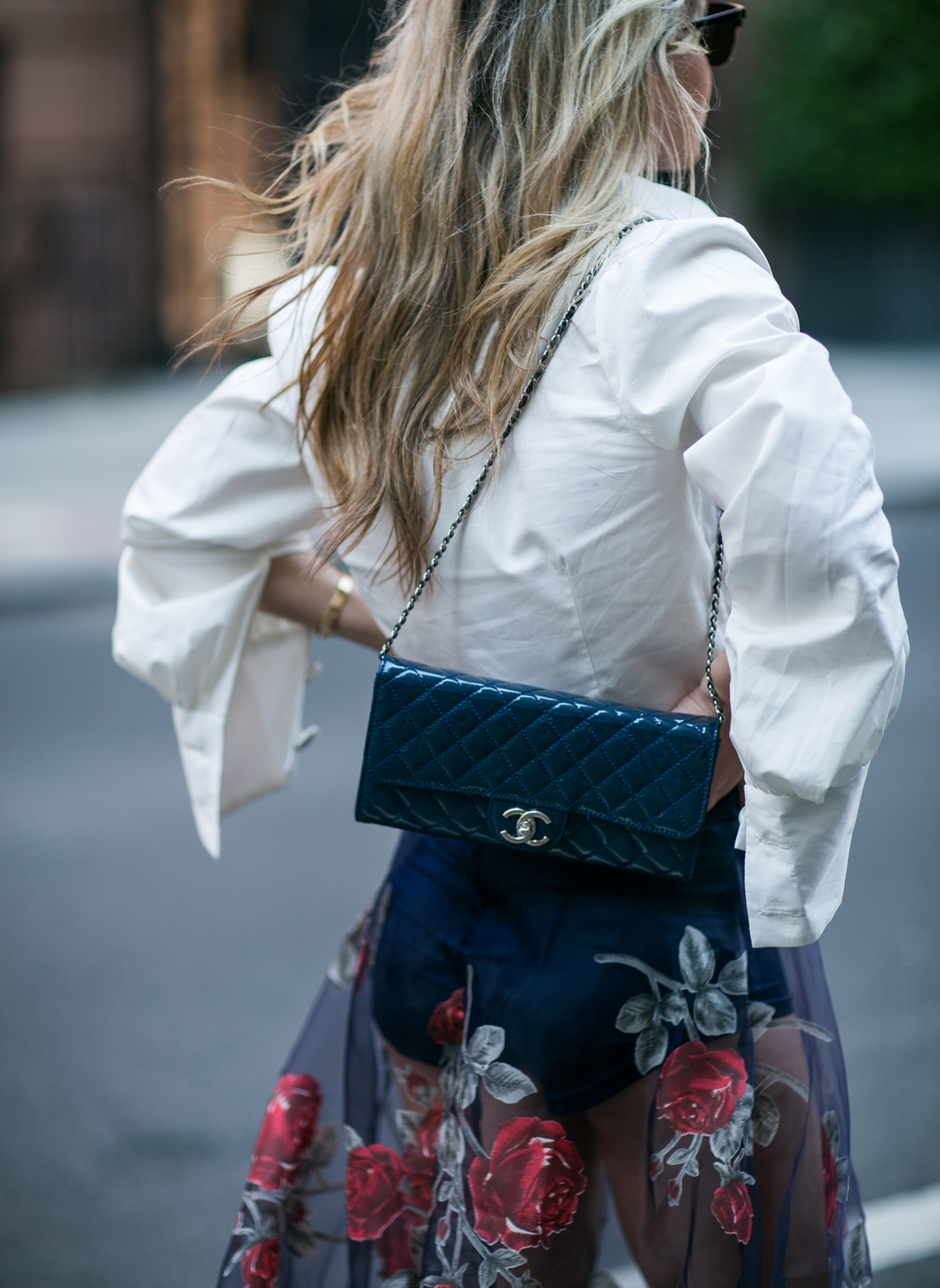 blue_chanel_sheer_skirt