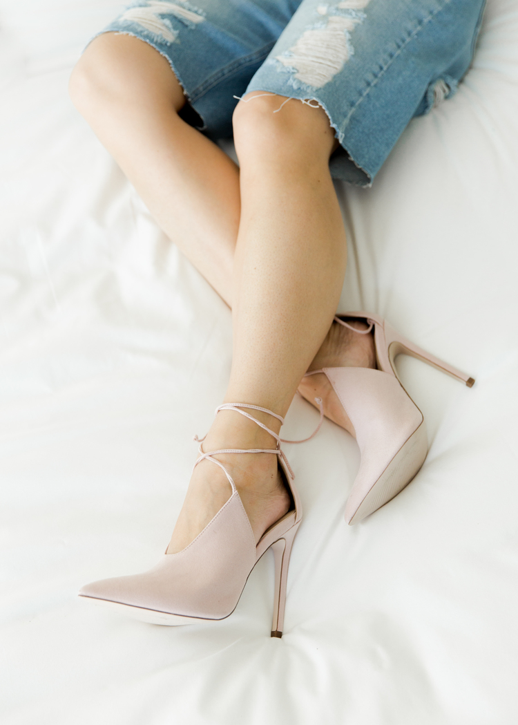 pink_Suede_shoes