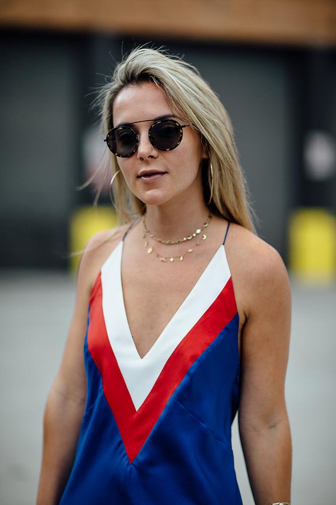 nyfw tommy dress