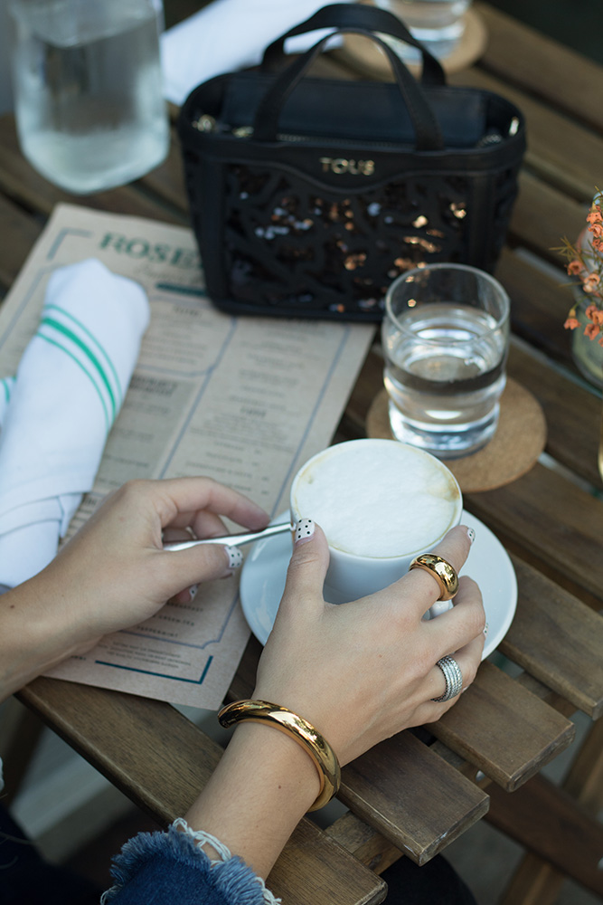 tous bracelet and ring