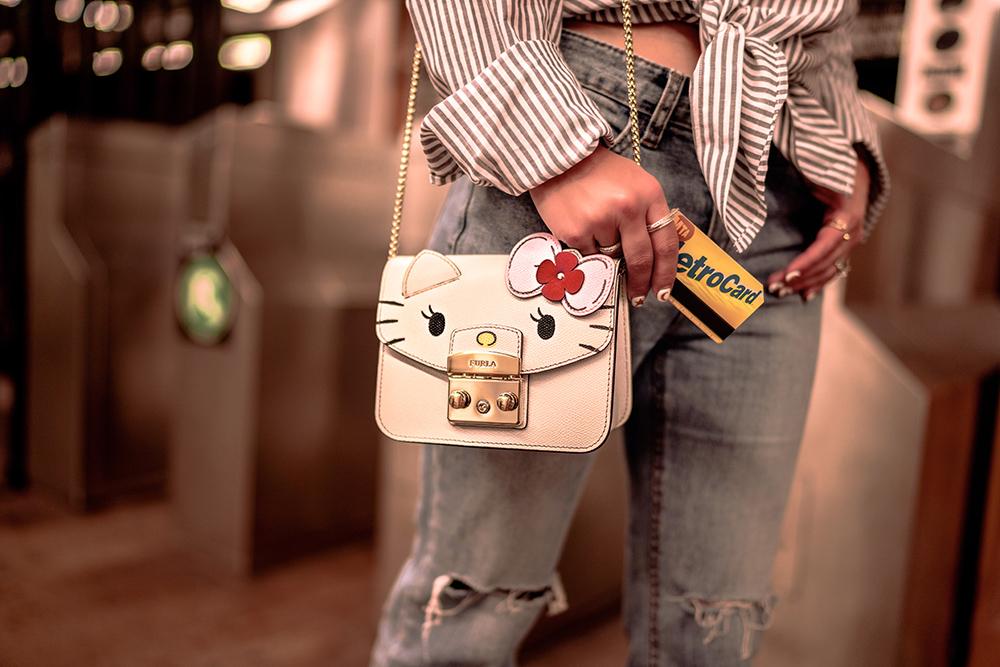 5fadb7b23 Hot Bag Alert: Furla Hello Kitty Mini Crossbody Review 2018 ...