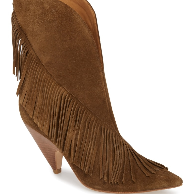 Shop this bootie by clicking on the image or  HERE .